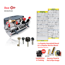 Picture of Key Cutting Package - Basic