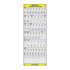 Picture of Mortice Key Board UM20 - Universal mortice blanks