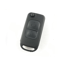Picture of KR55 2-Button Remote Flip Key YM15 blade