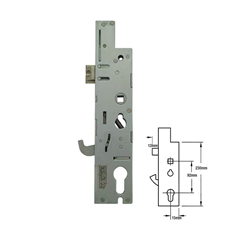 Picture of Fullex XL UPVC Lock Gearboxes - 45mm Backset