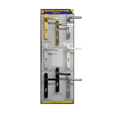 Picture of Upvc Replacement Handles Display Board